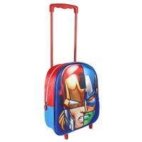 Avengers 3D Trolley Koffer - Marvel