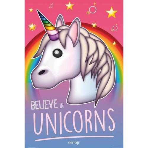 Eenhoorn Eenhoorn / Unicorn - Maxi Poster