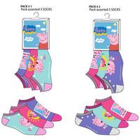 Peppa Pig Sneakersokken - 3 paar