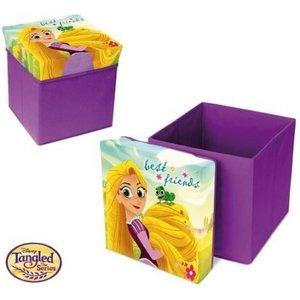 Disney Princess Disney Princess Kruk / Opbergbox / Ottoman - Rapunzel