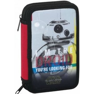 StarWars Star Wars Gevulde Etui - 2 laags