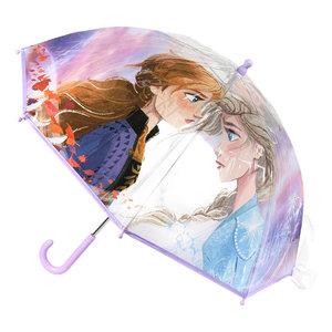 Frozen Disney Frozen2 Paraplu - Transparant