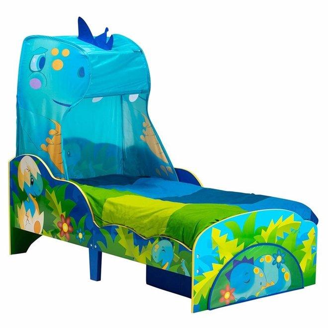 Dinosaurus Bed met Lade - WorldsApart