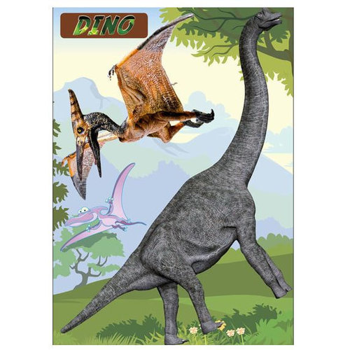 Dinosaurus Dinosaurus Muursticker T-Rex