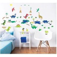 Dinosaurus Muurstickers Room decor Kit - Walltastic