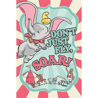 Dombo / Dumbo - Maxi Poster