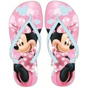 Minnie Mouse Minnie Mouse Teenslippers - Maat 27 t/m 32