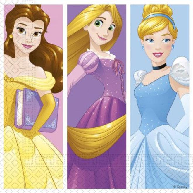 Disney Princess Servetten - 20 stuks