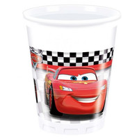Disney Cars Bekertjes - Formula