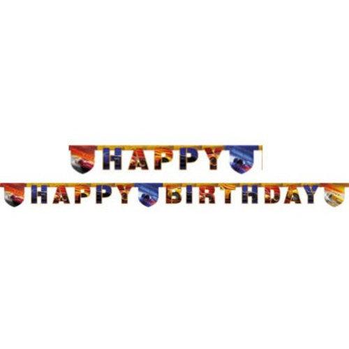 Cars Disney Cars Letterslinger 'Happy Birthday'