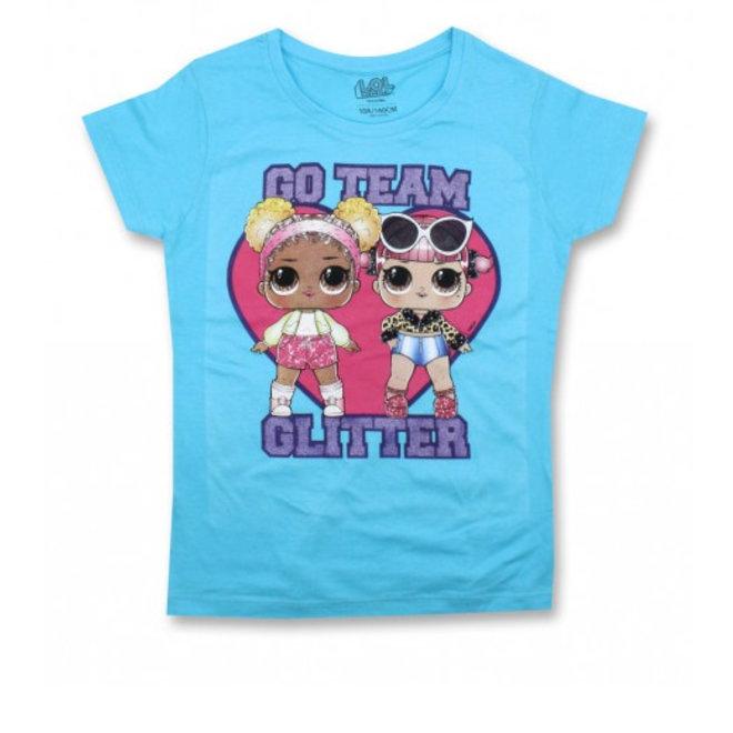 LOL Surprise T-shirt - Aqua
