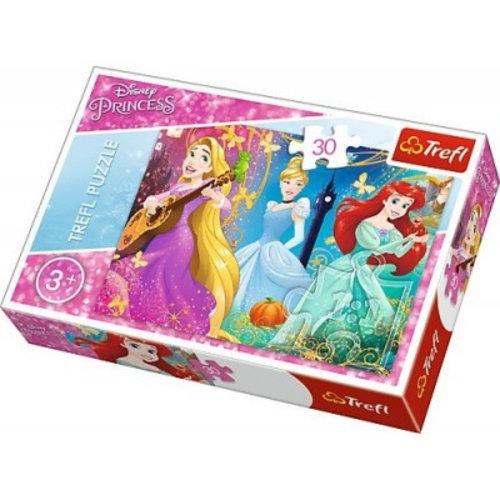Disney Princess Disney Princess Puzzel - 30 stukjes - Trefl
