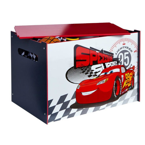 Cars Disney Cars Speelgoedkist - WorldsApart
