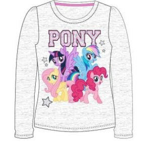 My little Pony My little Pony Longsleeve Shirt - Licht Grijs