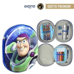 Toy Story Toy Story Gevulde Etui 3D - 3 laags