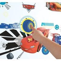 Disney Cars Deurbel met 40 Muurstickers - WorldsApart