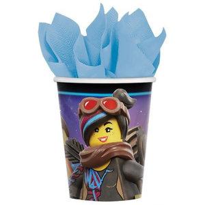 Lego Movie Lego Movie  Bekertjes - 8 stuks
