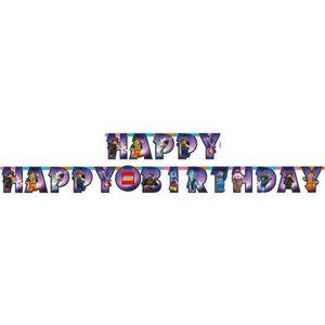 Lego Movie Lego Movie Letterslinger 'Happy Birthday'