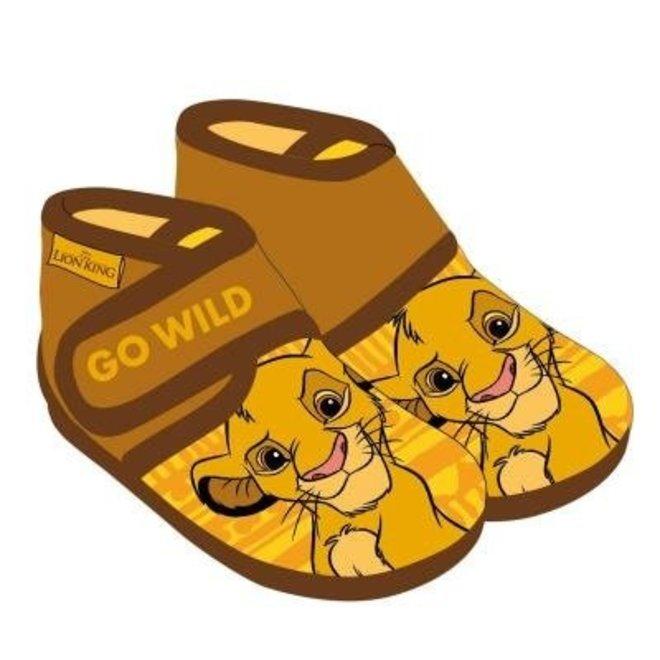 Lion King Pantoffels Simba - Maat 23 t/m 28