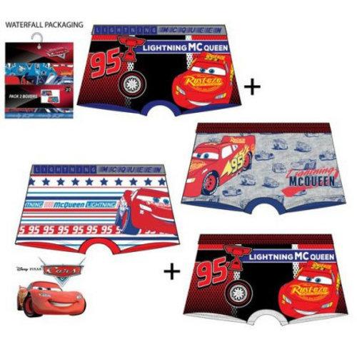 Cars Disney Cars Boxershort (set van 2)
