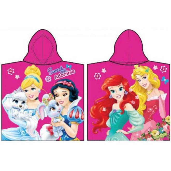 Disney Princess Badponcho
