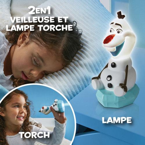 Frozen Disney Frozen GoGlow Buddy Nachtlampje / Zaklamp Olaf