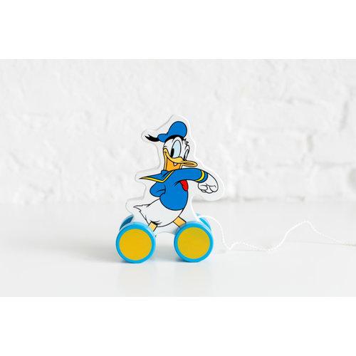 Donald Duck Donald Duck houten Trekfiguur - Disney Baby