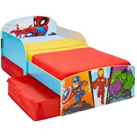 Avengers Bed met Laden - Worlds Apart
