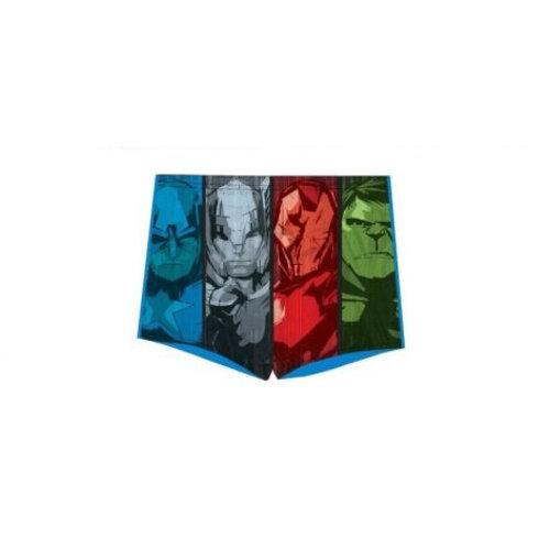Avengers Avengers Zwembroek - Blauwe Achterkant