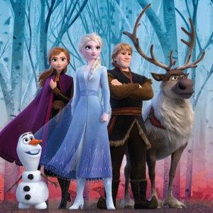 Frozen Disney Frozen2 Kussenhoesje - Characters