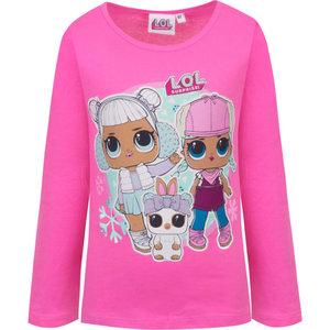 LOL Surprise LOL Surprise Longsleeve Shirt - Roze