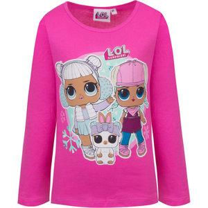 LOL Surprise LOL Surprise Longsleeve Shirt - Fuchsia