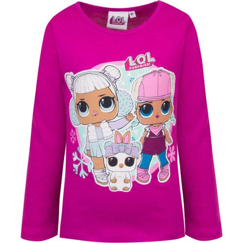 LOL Surprise LOL Surprise Longsleeve Shirt - Violet