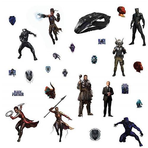 Avengers Avengers Muurstickers Black Panther - Roommates