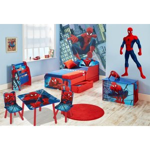 Spiderman Spiderman Kinderkamer - 3 delig - WorldsApart