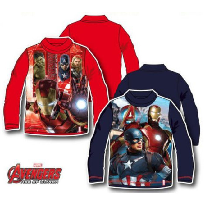 Avengers Longsleeve Shirt
