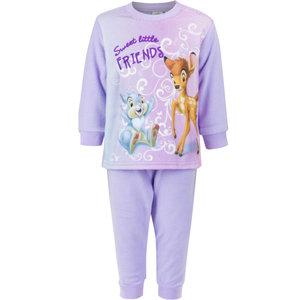 Bambi Bambi Fleece Pyjama - Lila