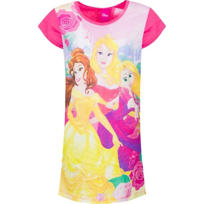 Disney Princess Nachthemd - Roze