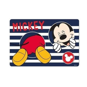 Mickey Mouse Mickey Mouse Placemat 3D - Blauw