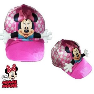Minnie Mouse Minnie Mouse Baseball Cap 3D - Maat 52/54