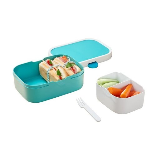 Frozen Disney Frozen2 Lunchset: Broodtrommel met Pop-up Beker - Mepal