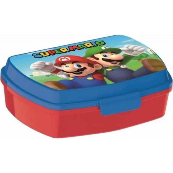 Super Mario Bros Broodtrommel - Nintendo