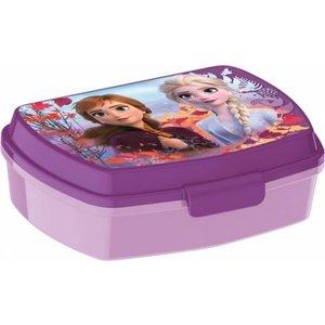 Frozen Disney Frozen Broodtrommel - Lila/Paars