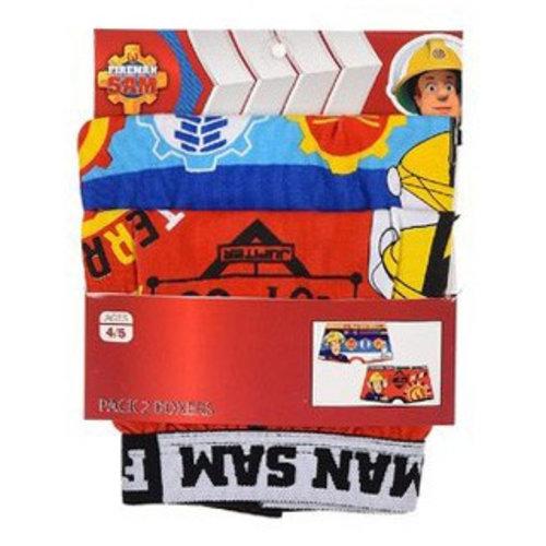 Brandweerman Sam Brandweerman Sam Boxershort (set van 2)