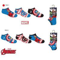 Avengers Sneakersokken - 3 paar