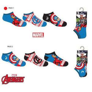 Avengers Avengers Sneakersokken - 3 paar