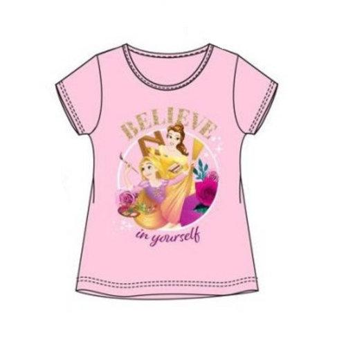 Disney Princess Disney Princess T-shirt - Roze