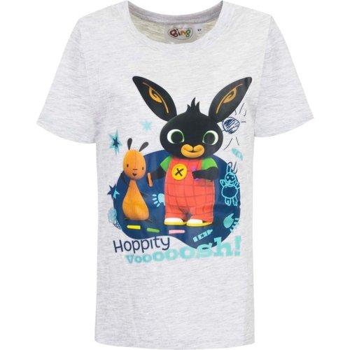 Bing Konijn Bing Konijn T-shirt - Grijs