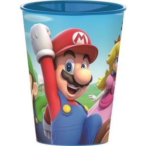 Super Mario Bros Super Mario Bros Beker - Magnetron