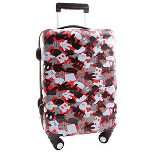 Mickey Mouse Mickey Mouse Trolley Koffer - 32 liter